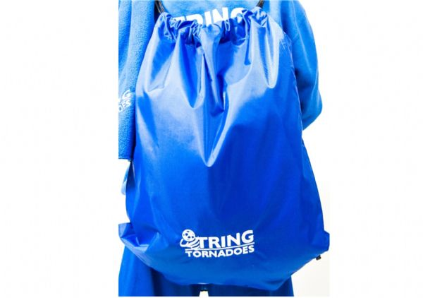 Tring Tornadoes Drawstring Bag